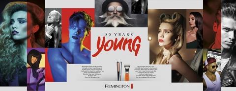 80 години млади с Remington