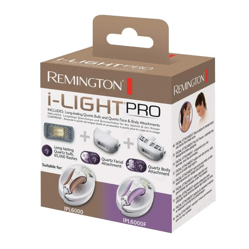 Резервна крушка SP6000FQ за фото-епилатор Remington i-Light IPL6000 / IPL6000F