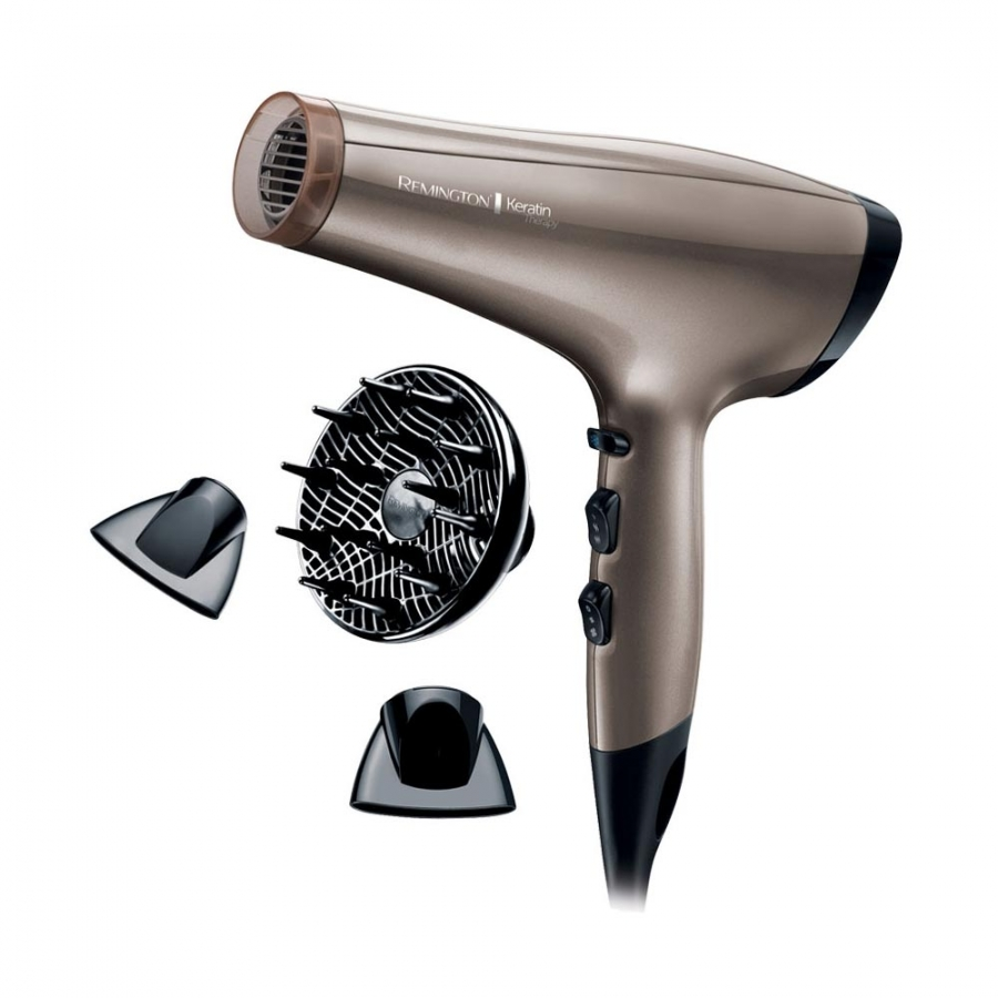 Сешоар с балсам Remington Keratin Therapy Pro AC8000